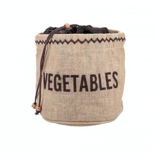 Kitchen Craft / Jutový pytlík na zeleninu Vegetable Jute Sack