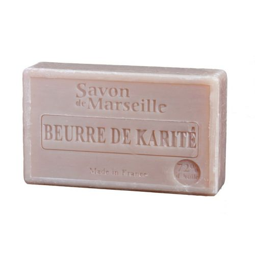 LE CHATELARD / Marseillské mydlo 100 g - bambucké maslo