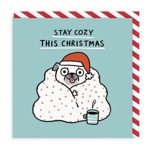 Ohh Deer / Vianočné prianie Stay Cosy This Christmas