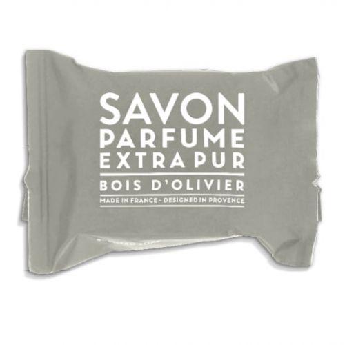 COMPAGNIE DE PROVENCE / Mini mydlo Olivové drevo 25 g