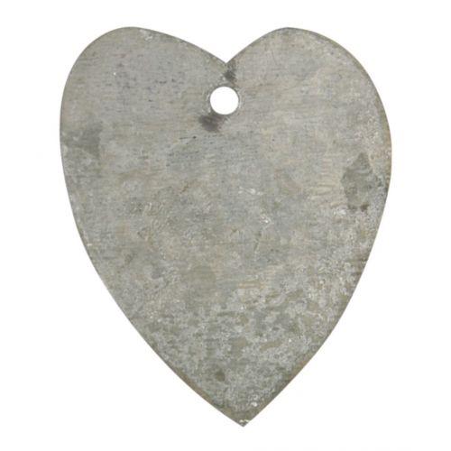 IB LAURSEN / Dekorativní zinkové srdíčko