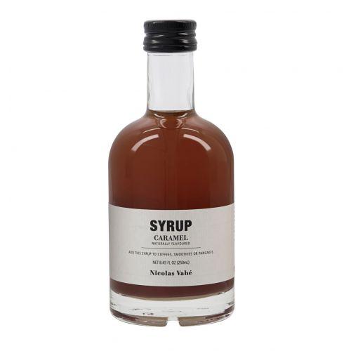 Nicolas Vahé / Sirup Caramel 250 ml