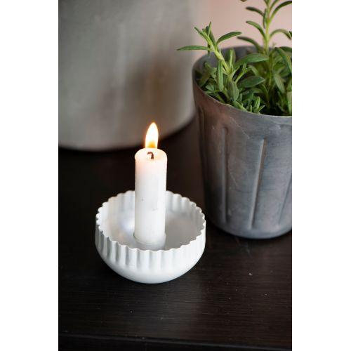 IB LAURSEN / Svietnik Metal White