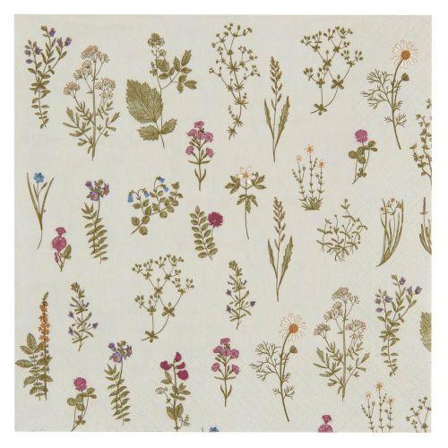 IB LAURSEN / Papierové obrúsky Flora