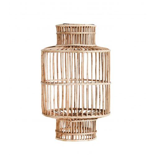 MADAM STOLTZ / Bambusové závesné tienidlo Bamboo Lamp Shade