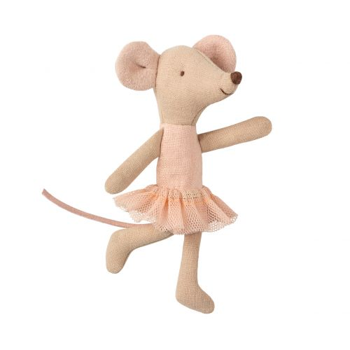 Maileg / Myška balerína - Little sister