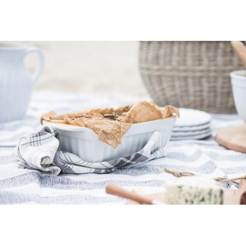 IB LAURSEN / Zapékací mísa na chléb Mynte white