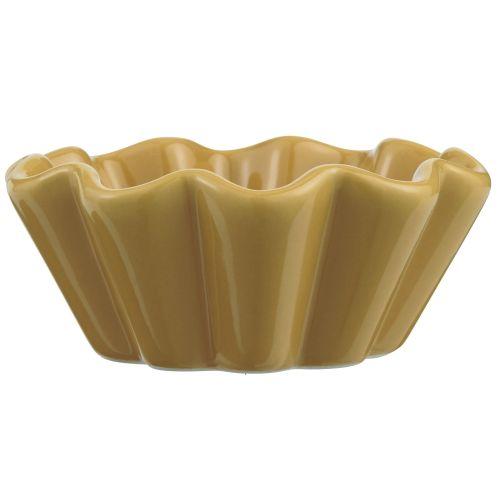 IB LAURSEN / Keramická forma na muffiny Mynte Mustard