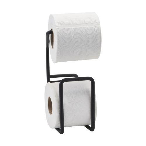 House Doctor / Držiak na toaletný papier Via Black