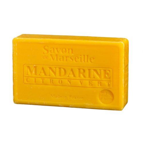 LE CHATELARD / Mýdlo Marseille 100 g - mandarinka a limetka
