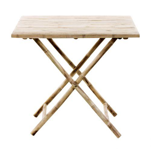 Tine K Home / Rozkládací stolík Bamboo natur