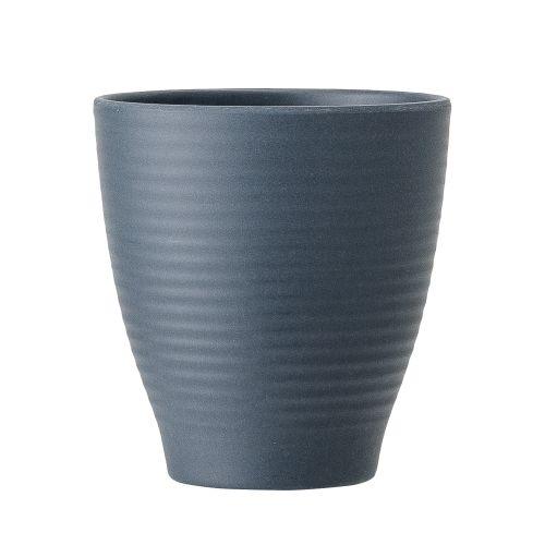 Bloomingville / Bambusový pohárik Java Blue