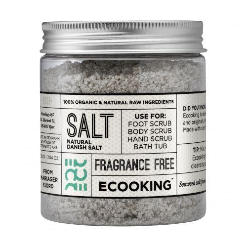 ECOOKING / Prírodná dánska soľ 200g