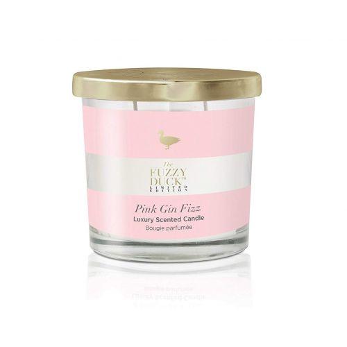 Baylis & Harding / Vonná sviečka v skle Pink Fuzzy Duck 360g