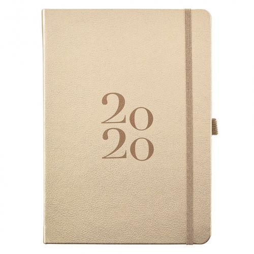 Busy B / Plánovací diár Perfect Gold Diary 2020