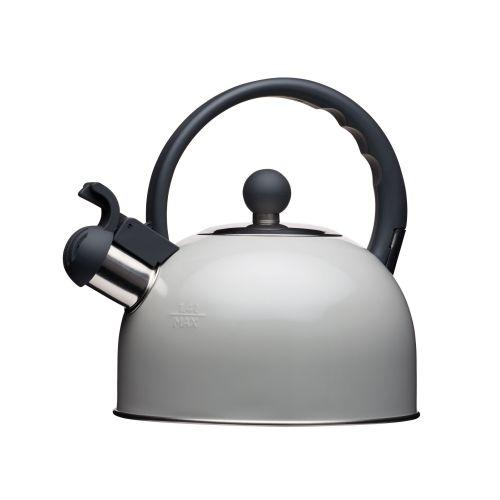 Kitchen Craft / Pískacia kanvica na sporák French grey 1,4 l