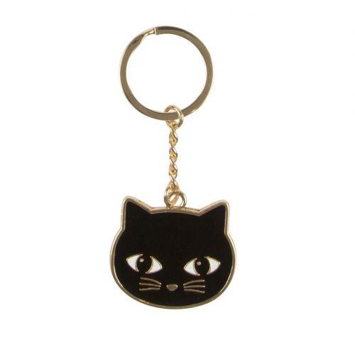 sass & belle / Prívesok na kľúče Black Cat