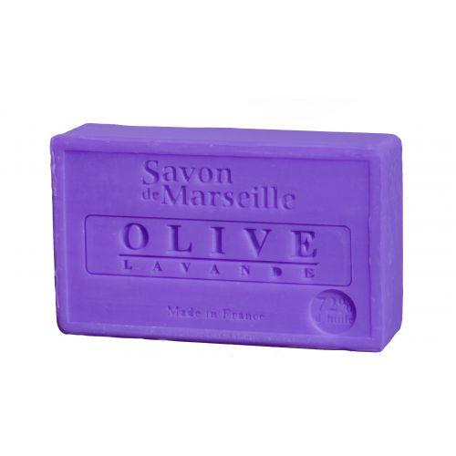 LE CHATELARD / Francúzske mydlo s vôňou olív a levandule 100gr