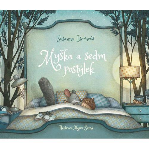 / Myška a sedm postýlek - Susanna Isern, Marco Somá