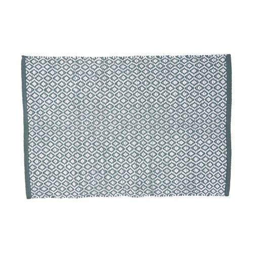 GREEN GATE / Bavlnený koberec Bianca Warm Grey 70x140cm