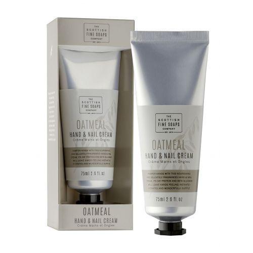 SCOTTISH FINE SOAPS / Krém na ruky a nechty Oatmeal 75ml