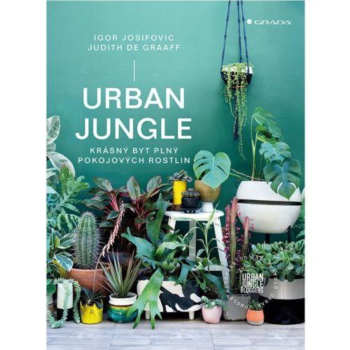 / Urban Jungle - Krásny byt plný izbových rastlín