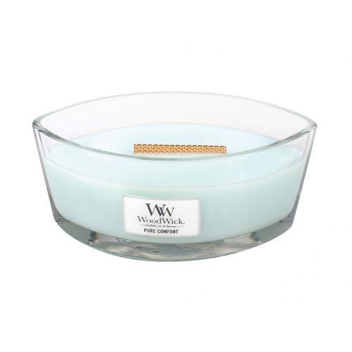WoodWick / Vonná sviečka WoodWick - Pure Comfort 454g