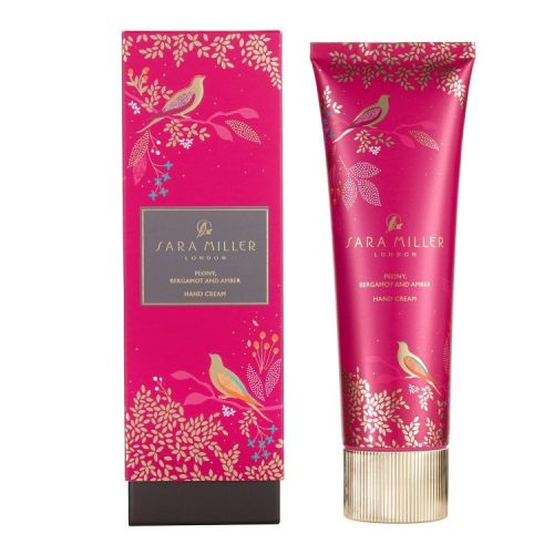 HEATHCOTE & IVORY / Krém na ruky Sara Miller London - Pink 150ml