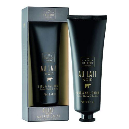 SCOTTISH FINE SOAPS / Krém na ruky a nechty Au Lait Noir 75ml