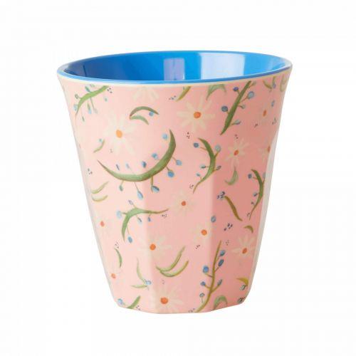 rice / Melamínový hrnček Daisies Print