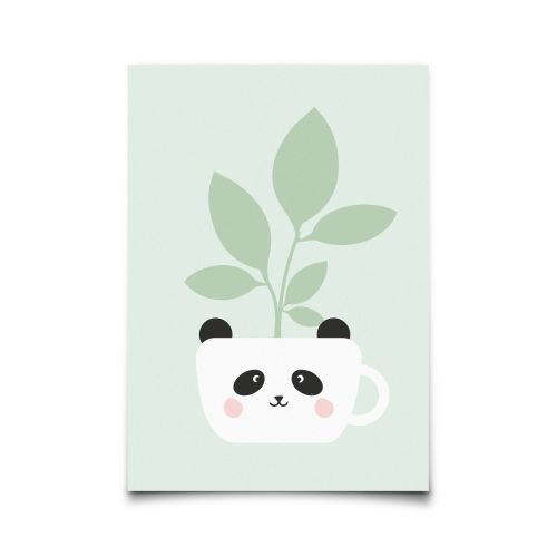 EEF lillemor / Pohlednice Botanics - Bamboo