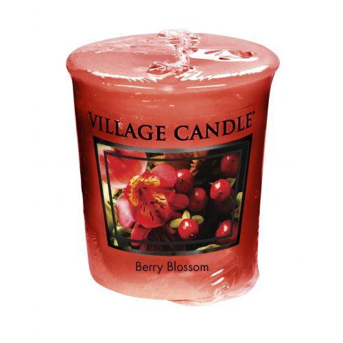 VILLAGE CANDLE / Votivní svíčka Village Candle - Berry Blossom