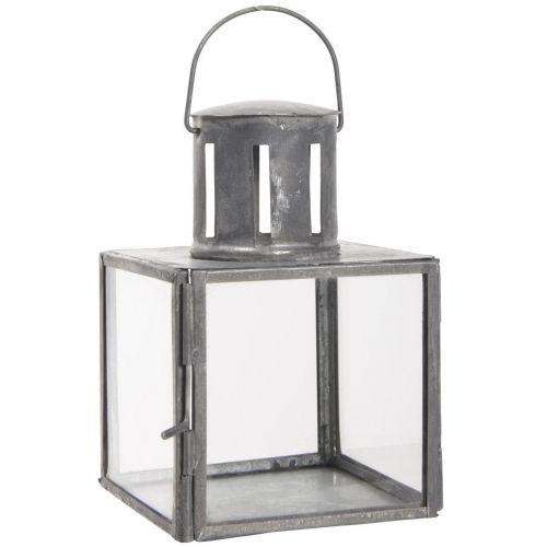 IB LAURSEN / Sklenený lampáš Grey Mini