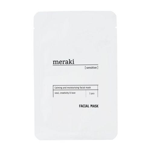 meraki / Textilná pleťová maska pre citlivú pleť