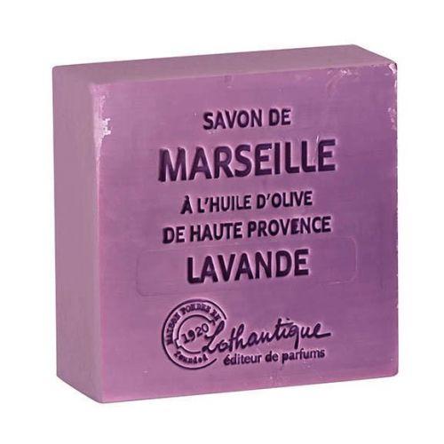 Lothantique / Marseillské mydlo Lavender 100g