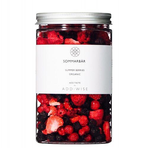 ADD:WISE / Chrumkavé BIO červené ovocie 35gr