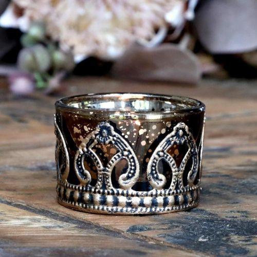 Chic Antique / Svietniček Crown Antique Mocca