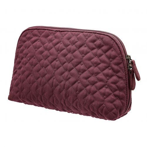 Bloomingville / Prešívaná kozmetická taška Red