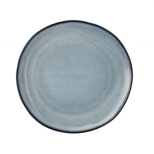 Bloomingville / Dezertný tanier Sandrine Blue