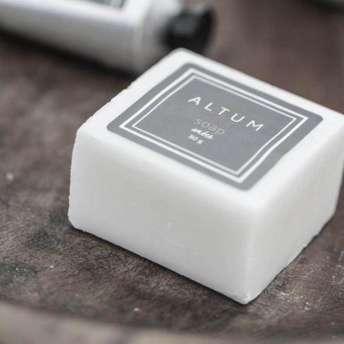 IB LAURSEN / Kocka mydla ALTUM - Amber 80gr