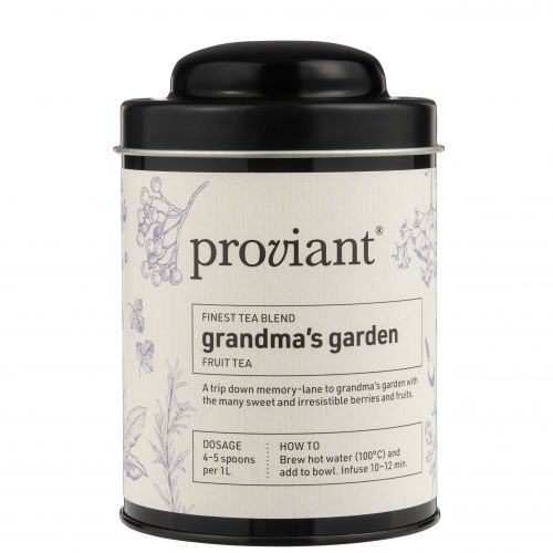 Proviant / Ovocný čaj v dóze Babičkina záhradka 150 g