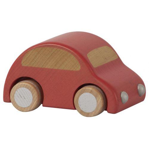 Maileg / Drevené autíčko Red