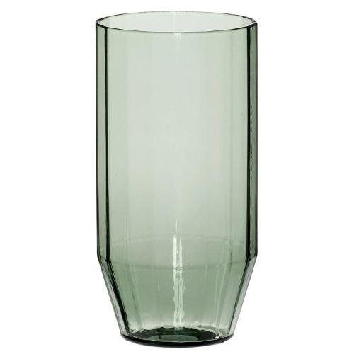 Hübsch / Pohár Green Glass 300 ml