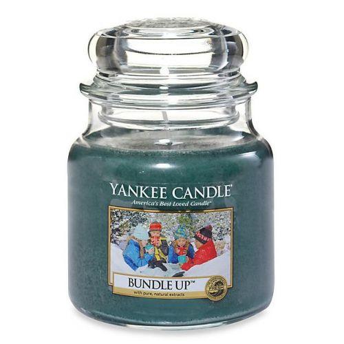 Yankee Candle / Sviečka Yankee Candle 411gr - Bundle Up