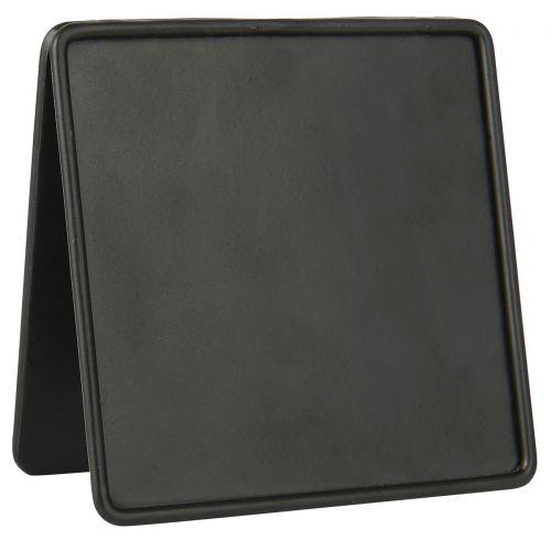 IB LAURSEN / Kovová tabuľka Table Blackboard Square