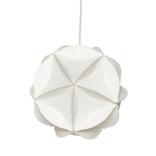 Hübsch / Skladacia papierová lampa Round and Round