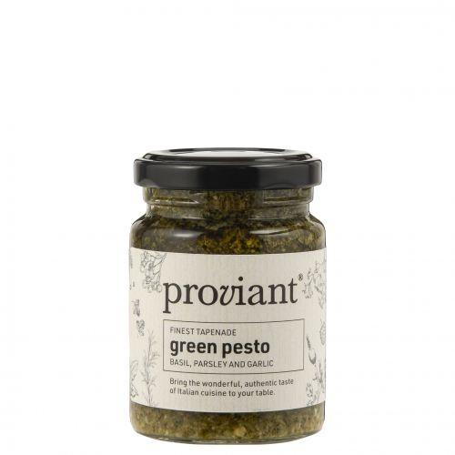 Proviant / Pesto z bazalky, petržlenu a cesnaku 90 g
