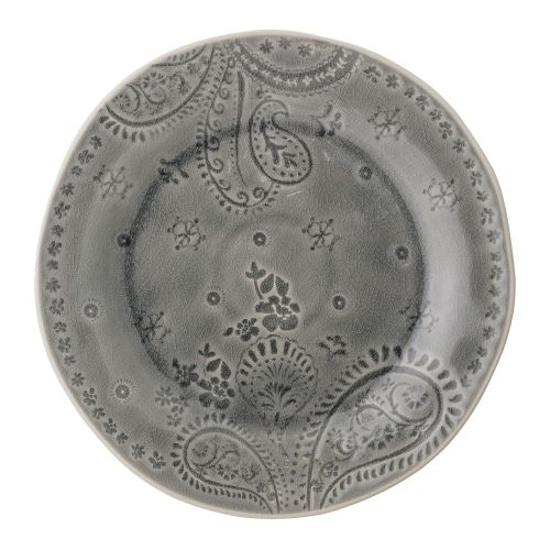 Bloomingville / Obedový tanier Rani Grey