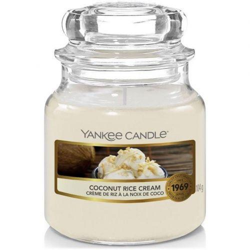 Yankee Candle / Sviečka Yankee Candle 104g - Coconut Rice Cream
