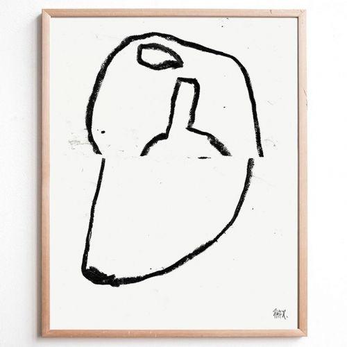 Fine Little Day / Autorský plagát Be Quiet 40x50 cm